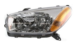 RAV4 '01 HEAD LAMP(YELLOW)