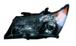ACURA MDX'07 USA FRONT HEAD LAMP