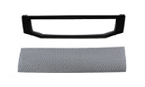 ACCORD'08-'09 GRILLE BLACK