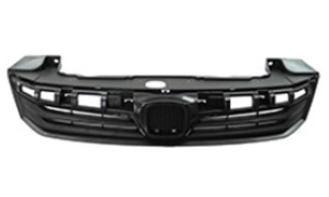 CIVIC'12 GRILLE BLACK COMPATIBLE FITTING OEM