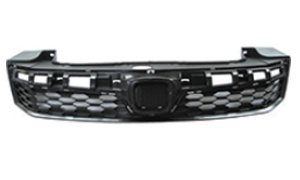 CIVIC'12 GRILLE BLACK COMPATIBLE FITTING MESH OEM