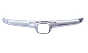 CIVIC'12 GRILLE CHROMED COVER COMPATIBLE FITTING  OEM