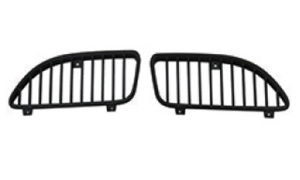 GRAND AM '99-'03 GRILLE BLACK