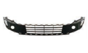 RIO'15(MIDDEL EAST) FRONT BUMPER GRILLE WITH HOLE