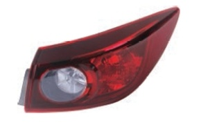MAZDA 3'14 TAIL LAMP(OUTSIDE)