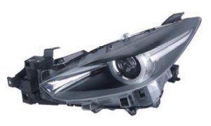 MAZDA 3'17 HEAD LAMP LED